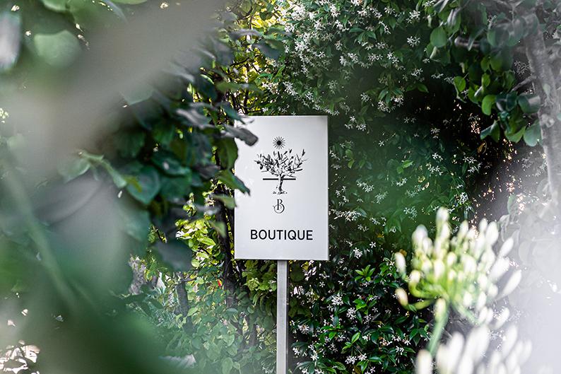 boutique baumaniere