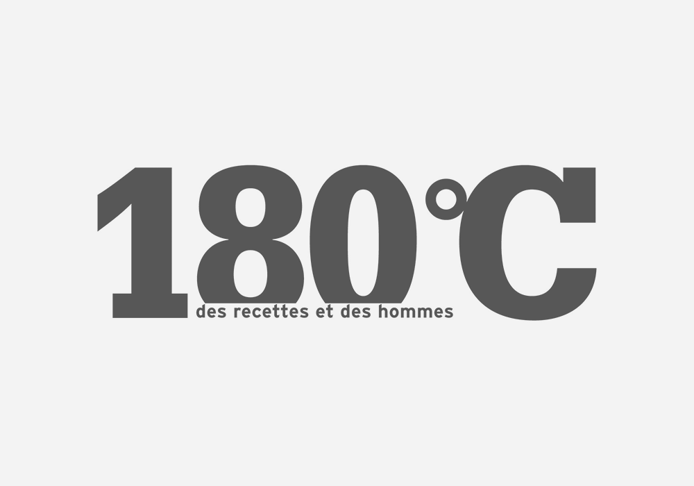Logo 180°C