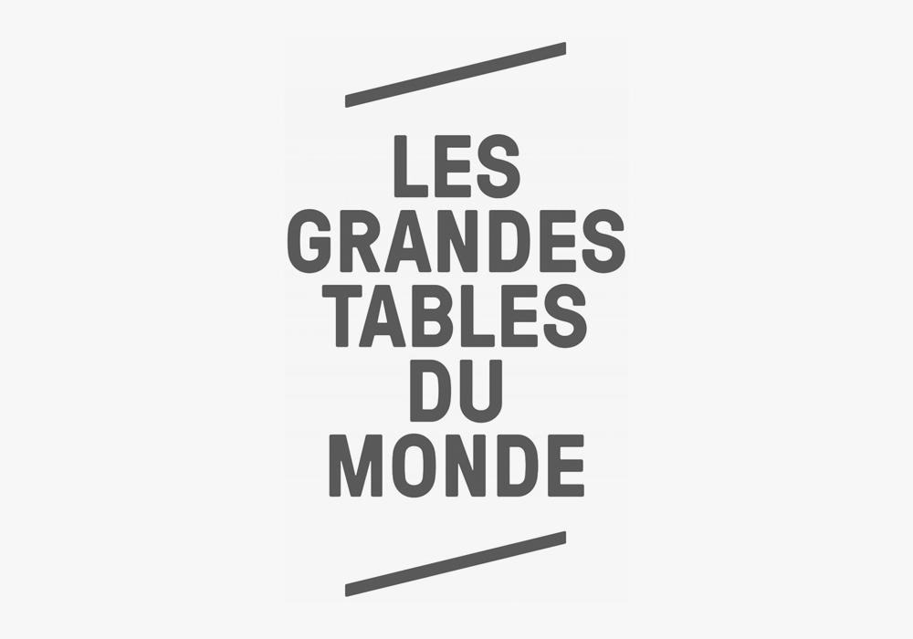 Logo Les Grandes Tables du Monde