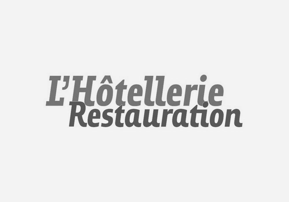 Logo Hotellerie Restauration