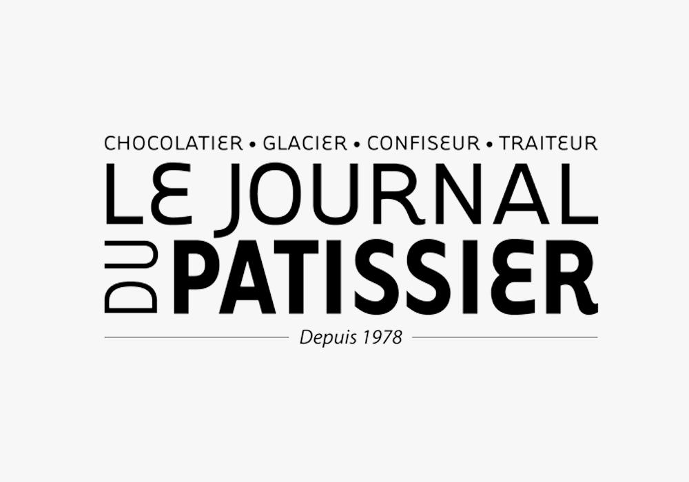 Logo Le Journal du Patissier